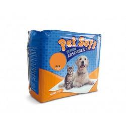 Tappetini Pet Soft  60x90 10 Pezzi