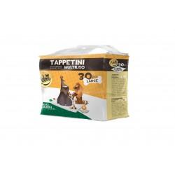 Tappetini Igienici Per Cani e Gatti Traverse Celmy 60x90 120 Pezzi