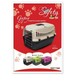 Trasportino Safety Pet Gipsy small