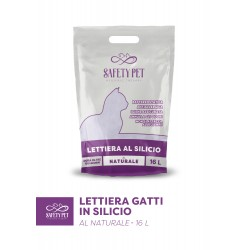 SAFETY PET HYGIENIC THERAPY NATURALE 16LT