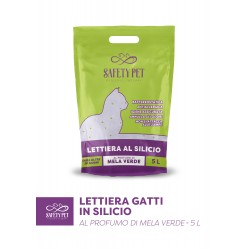 SAFETY PET HYGIENIC THERAPY TALCO 16LT