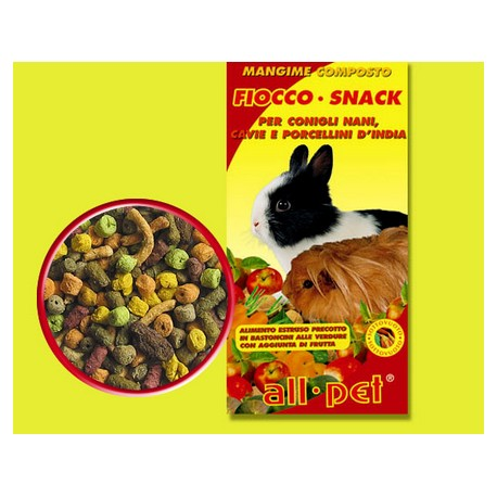 all-pet Fiocco-Snack 1Kg