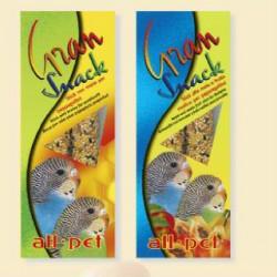 Gran Snack Miele/Mela&Frutta Esotica