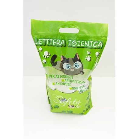 Safety Pet Silicio 5LT Mela Limone