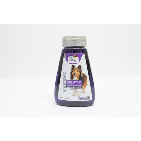 Safety Pet Shampoo Pelo Lungo