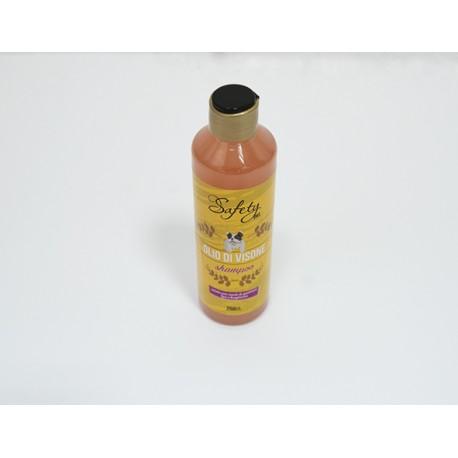 SafetyPet Shampoo - Olio di visone